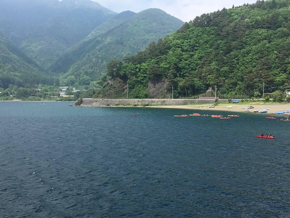 西湖 キャンプ場 | 富士五湖の1つである西湖でおすすめキャンプ ...